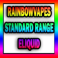 rainbowvapes standard range of eliquids in words