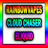 cloudchaser eliquid words multi colour