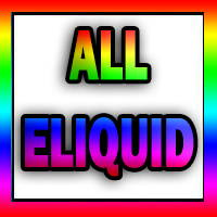colourful words saying all eliquids