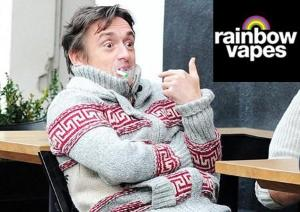 richard hammond vaping