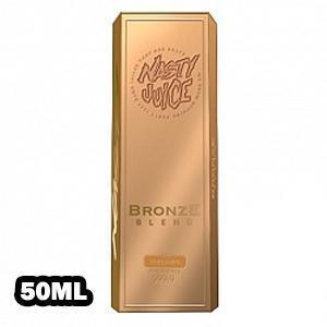 Bronze Tobacco Series E-liquid by Nasty Juice 50ml shortfill Nasty Juice