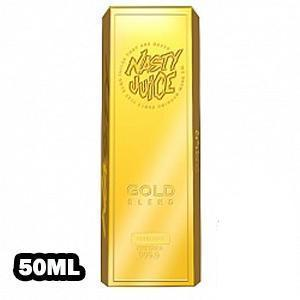 Gold Tobacco Series E-liquid by Nasty Juice 50ml shortfill Nasty Juice