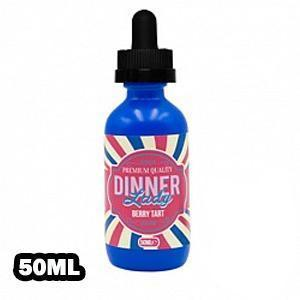Berry Tart Eliquid by Dinner Lady 50ml shortfil Dinner lady