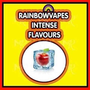 Apple Ice Rainbowvapes Intense Flavours rainbowvapes