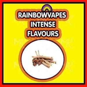 Black Jack Rainbowvapes Intense Flavours rainbowvapes