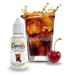Capella Cherry Cola flavour concentrate - rainbowvapes