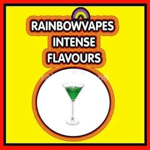 Creme De Menthe Rainbowvapes Intense Flavours rainbowvapes