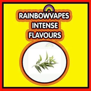 Eucalyptus Minted Rainbowvapes Intense Flavours rainbowvapes