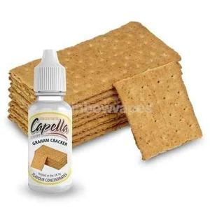 Graham Cracker v2 Capella flavour concentrate - rainbowvapes