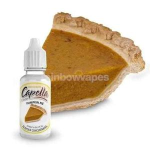 Pumpkin Pie (Spice) Capella flavour concentrate - rainbowvapes