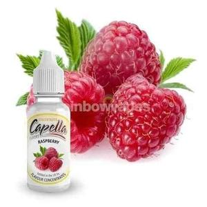 Raspberry v2 Capella flavour concentrate - rainbowvapes