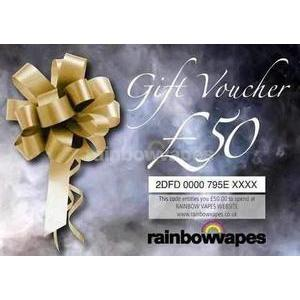 rainbowvapes Gift Card - rainbowvapes