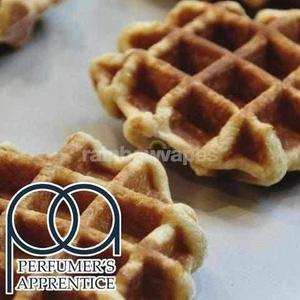 Waffle (Belgian) Flavoured Flavour Apprentice Liquid concentrate - rainbowvapes