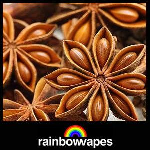 Aniseed Eliquid 60ml by Rainbowvapes