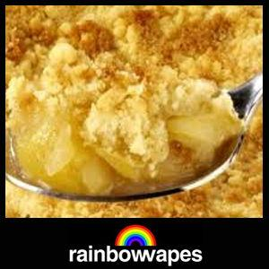 apple crumble eliquid
