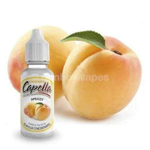 Apricot Capella flavour concentrate