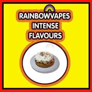 Banoffee Pie Rainbowvapes Intense Flavours rainbowvapes