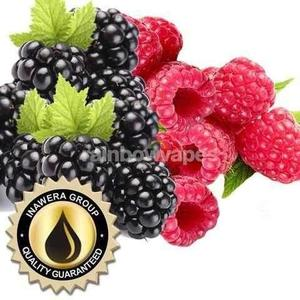 Blackberry & Raspberry Inawera flavour concentrate