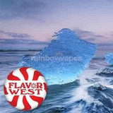 Blue Ice Flavour Concentrate by Flavorwest - rainbowvapes