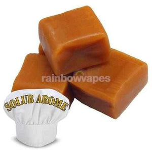 Solub Arome caramel cloud Solub Arome flavour concentrate - rainbowvapes