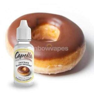 Chocolate Glazed Doughnut Capella flavour concentrate Capella