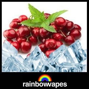 Cherry Menthol Cloud Chaser E-liquid 60ml by Rainbowvapes
