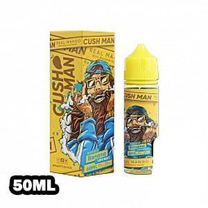 Mango Banana E-liquid, Cush Man Series by Nasty Juice 50ml shortfill Nasty Juice