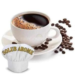 brazilian black coffee Solub Arome flavour concentrate: cafŽ brŽsil noir ar™me naturel alimentaire - rainbowvapes