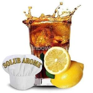 cola lemon sicily Solub Arome flavour concentrate Solub Arome