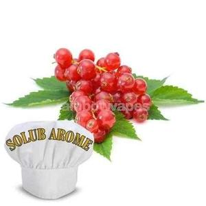 currant Solub Arome flavour concentrate : groseille - rainbowvapes