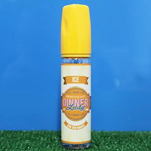 Sun Tan Mango Ice E Liquid by Dinner Lady 50ml Shortfill