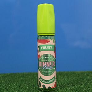 Tropical Fruit E Liquid by Dinner Lady 50ml Shortfill