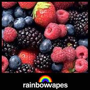 Forest Fruits E-Liquid 60ml by Rainbowvapes