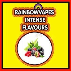 Forest Fruits Ice Rainbowvapes Intense Flavours rainbowvapes