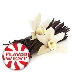 French Vanilla Flavor West Flavour Concentrate - rainbowvapes