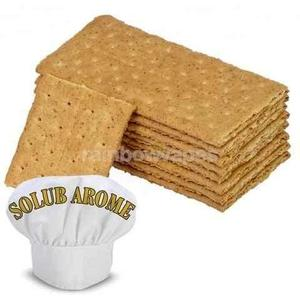 Graham crackers Solub Arome flavour concentrate : Graham crackers ar™me - rainbowvapes