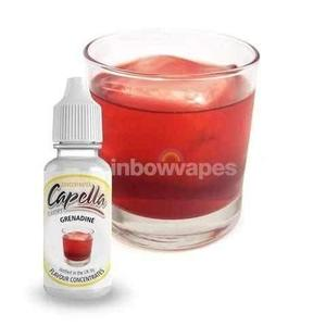 Grenadine Capella Flavor Concentrate - rainbowvapes