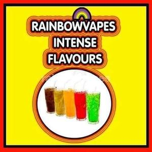 Fizzy Base Rainbowvapes Intense Flavours rainbowvapes