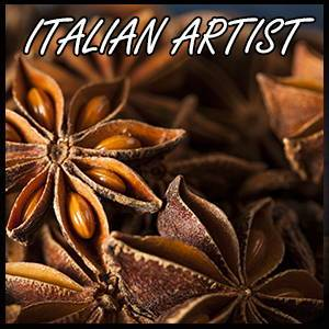 Anise Flavour Concentrate by Italian Artist