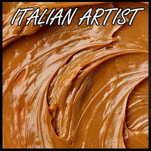 Butterscotch Flavour Concentrate by Italian Artist