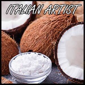 Coconut Flavour Concentrate by Italian Artist