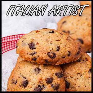 Cookie Flavour Concentrate by Italian Artist