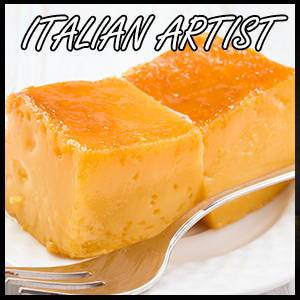 Catalan Cream Flavour Concentrate by Italian Artist