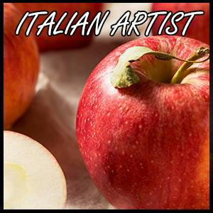 Fuji Apple Flavour Concentrate by Italian Artist