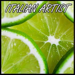 Lime Cold Pressed Flavour Concentrate by Italian Artist