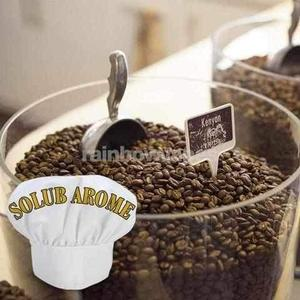 kenyan coffee Solub Arome flavour concentrate Solub Arome