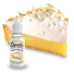 Lemon Meringue Pie v2 Capella flavour concentrate Capella