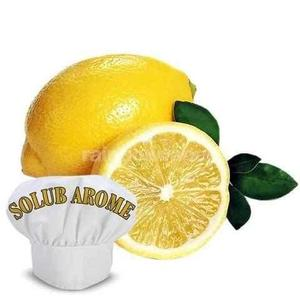 italian yellow lemon Solub Arome flavour concentrate