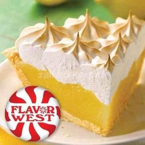 Lemon Meringue Pie Flavor West Flavour Concentrate - rainbowvapes