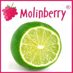 Lime Berry Eliquid by MOMO (06/2019) 3mg 6X10ML